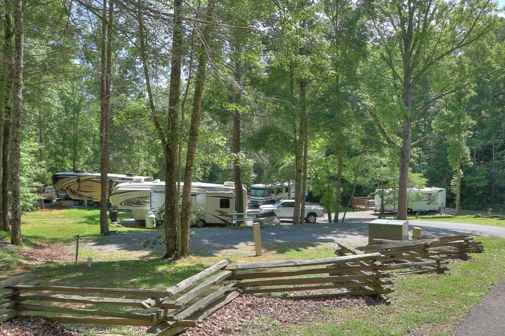 Vms Properties Visit My Smokies Great Smoky Mountains National Park Best Vacations Rv Parks
