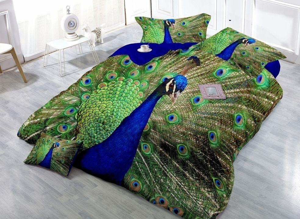 #peacock #vivid #digital #homedecor #beddinginn http://www.beddinginn.com/product/Vivid-Peacock-Digital-Print-4-Piece-Satin-Cotton-Duvet-Cover-Sets-11346918.html