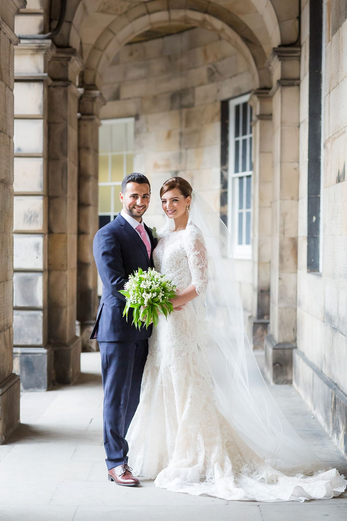 Annasul Y for a Book-Themed Scottish Library Wedding | Library ...