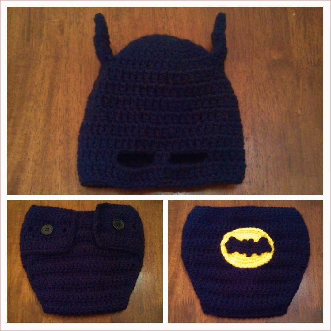 Baby Batman Crochet Pattern Topsimages