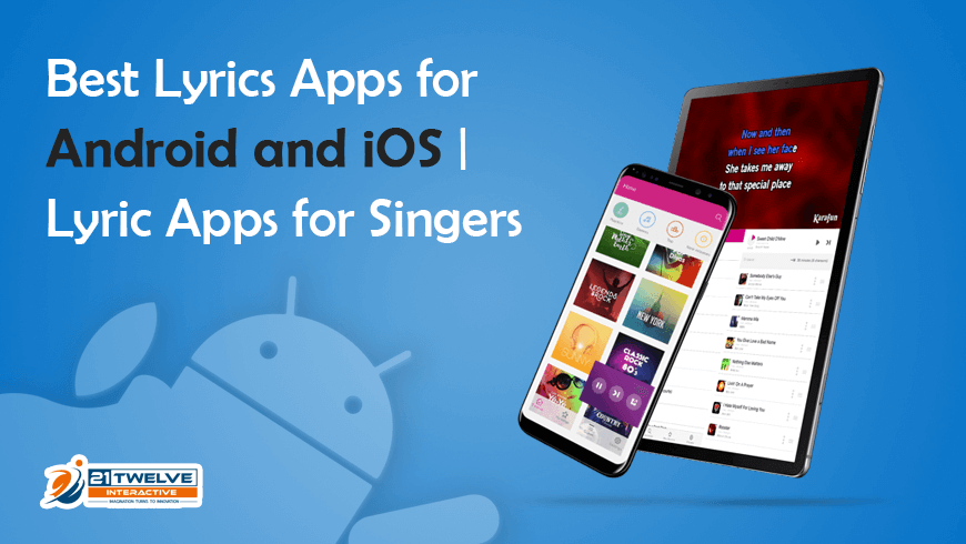 Lyrics Apps for Android and iOS in 2020 Cool lyrics