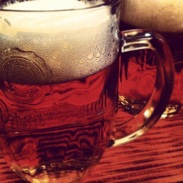 Prague beer #travel