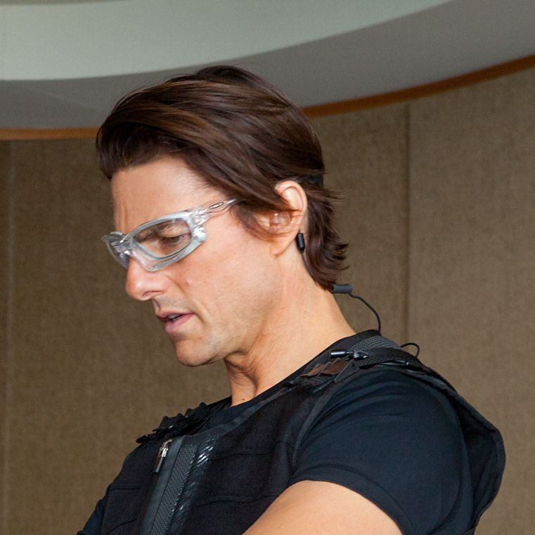 09dd3e7d157 Mission Impossible 4  Ghost Protocol - Oakley Windjacket