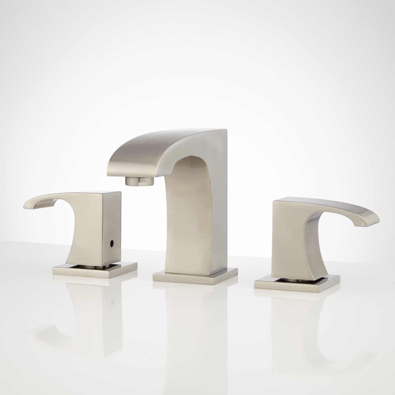 Montevallo Widespread Bathroom Faucet with Pop-Up Drain | Faucet ...