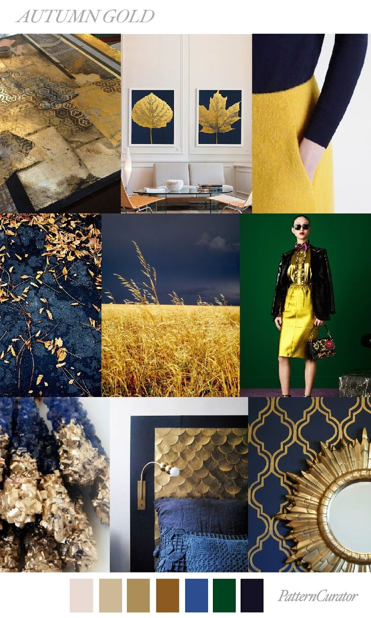 Our FV contributor and friend, Pattern Curator curates an insightful forecast of mood boards & color stories. They are collectors of images ... #moodboards
