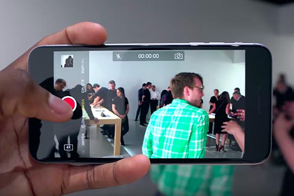 ตัดสินใจดี ๆ iPhone 6s ความจุ 16GB บันทึกวิดีโอ 4K ได้แค่ 34 นาที เมมก็เต็มแล้ว!