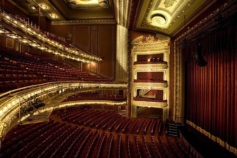 The Privatebank Theatre Broadway In Chicago Majestic Theatre Theater Seating Theater Chicago