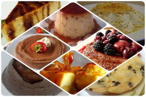 8 recetas de flanes hechos en el microondas recetas sweet tooth 8 recetas de flanes hechos en el microondas tupperwarespanish foodlow forumfinder Choice Image