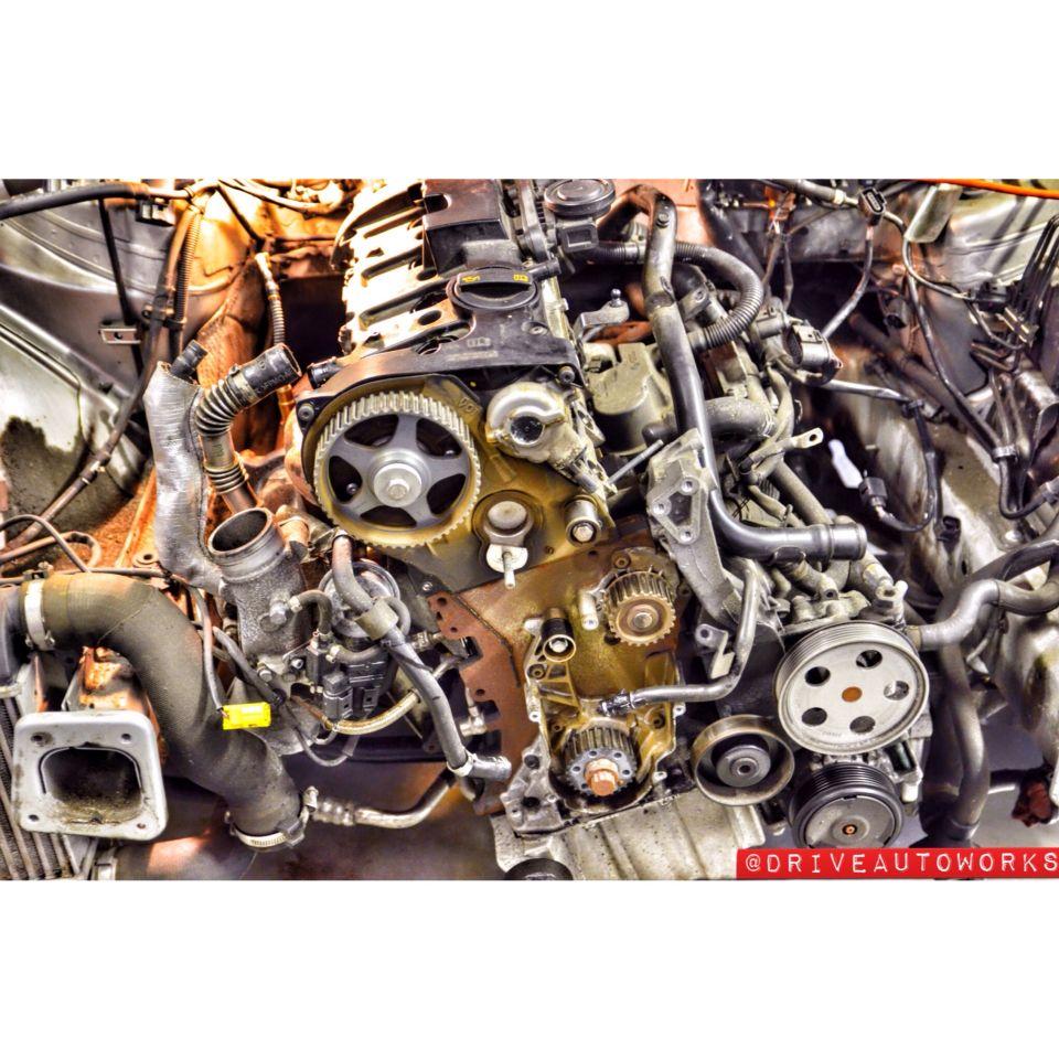 2007 Audi A4 2.0T FSI Going Under The Knife For Full