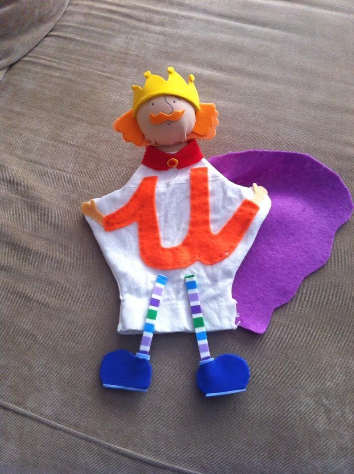 Marioneta rey U
