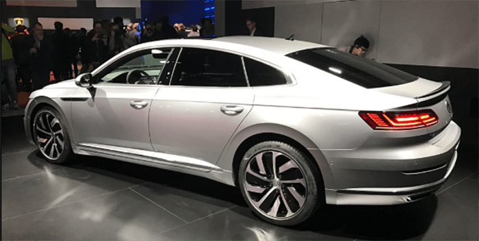 2020 Volkswagen Arteon Release Date Price