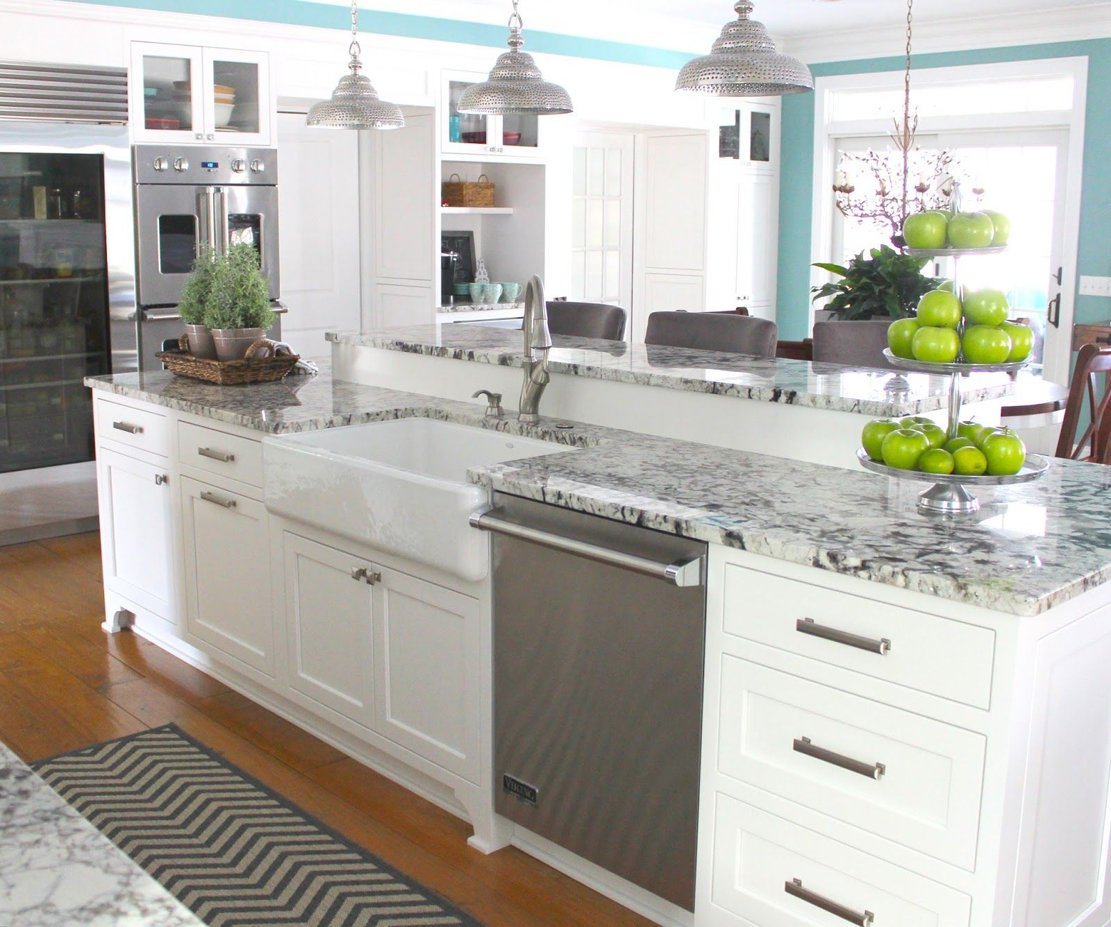 The Yellow Cape Cod Dramatic Kitchen Makeover Reveal~Before And After