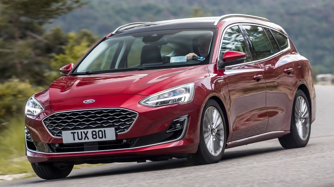 All New Ford Focus Titanium Vignale And St Line