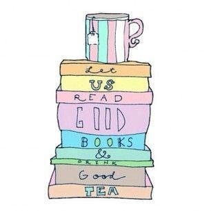 Imagen De Book Tea And Read Overlays Tumblr Diy Journal Books Book Wallpaper
