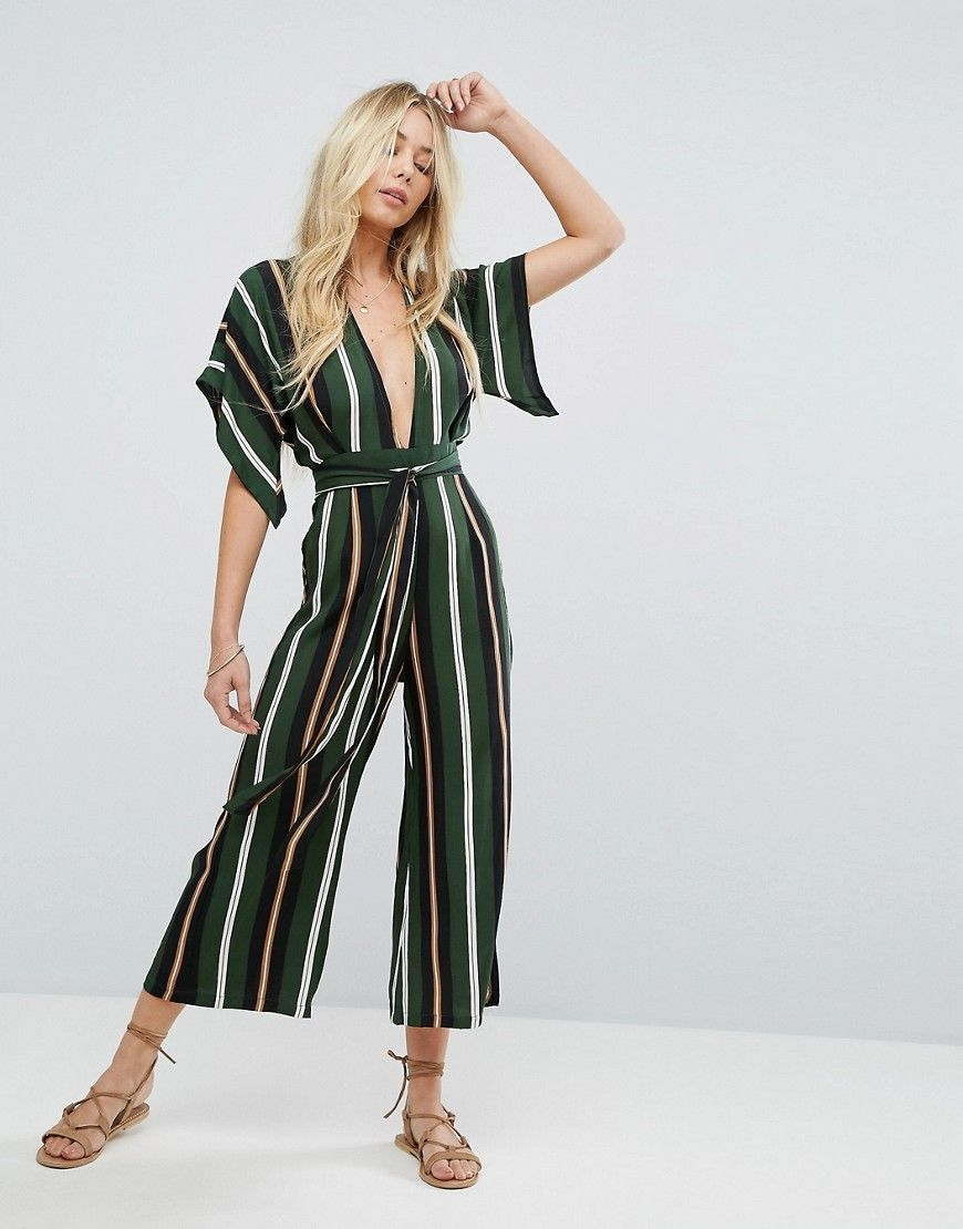 21f1847a522 Faithfull Stripe Jumpsuit