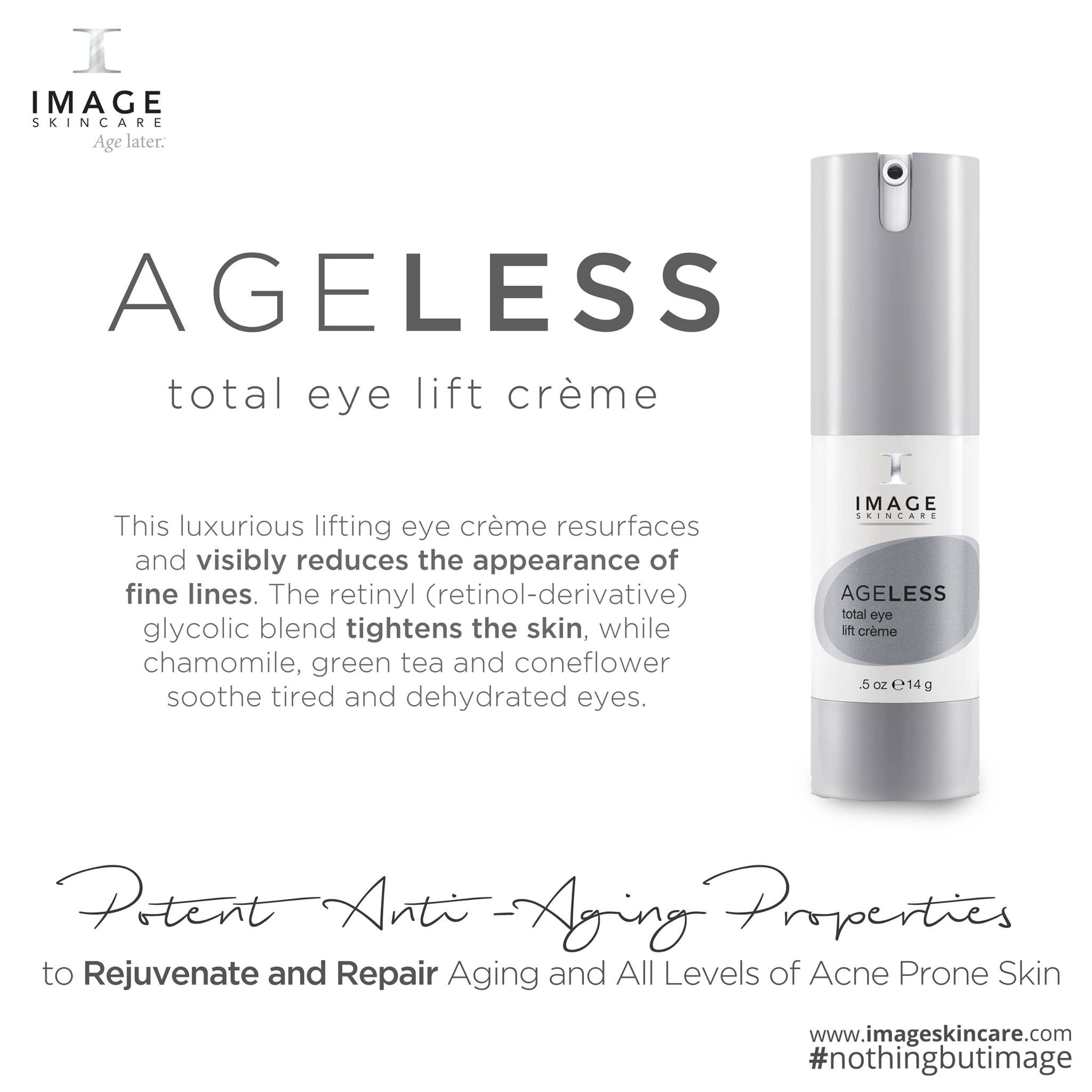 Image result for IMAGE Skincare Ageless Total Eye Lift Crème
