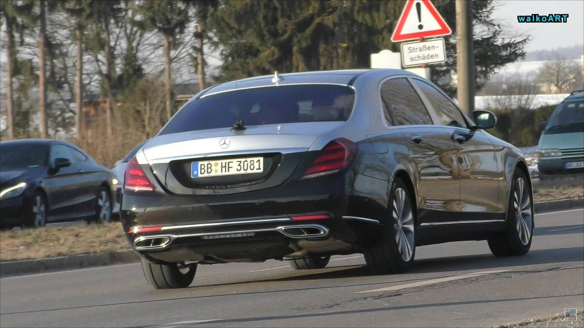 2019 Mercedes Maybach Price And Release Date With Images