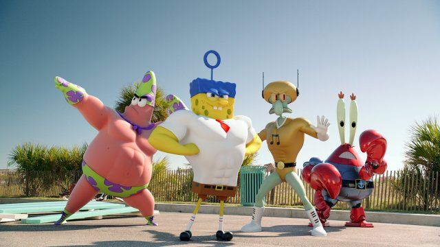 The SpongeBob Movie: Sponge Out of Water Blu-ray review