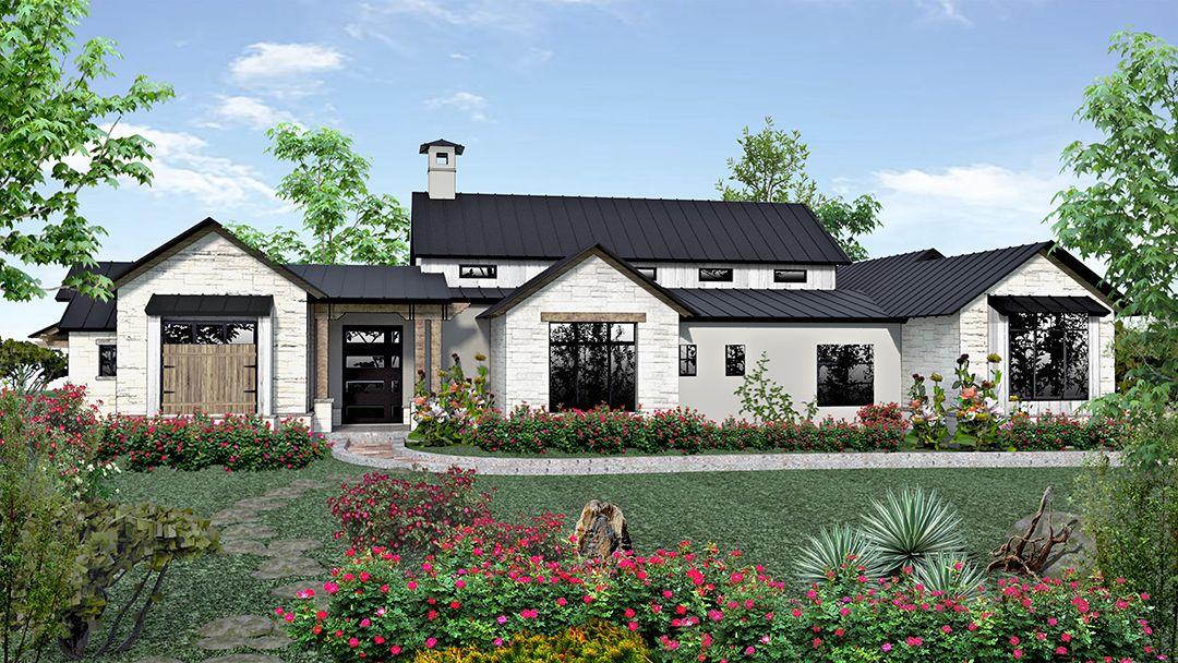 Modern Farmhouse Custom Luxury Home By Stadler Custom Homes