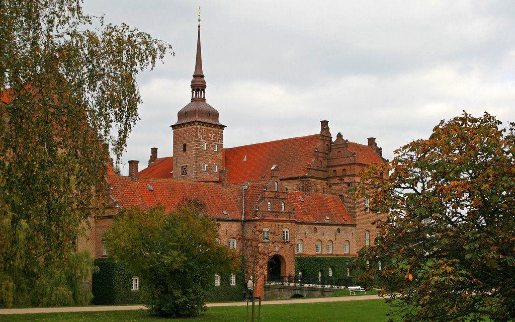 Holckenhavn Castle Denmark
