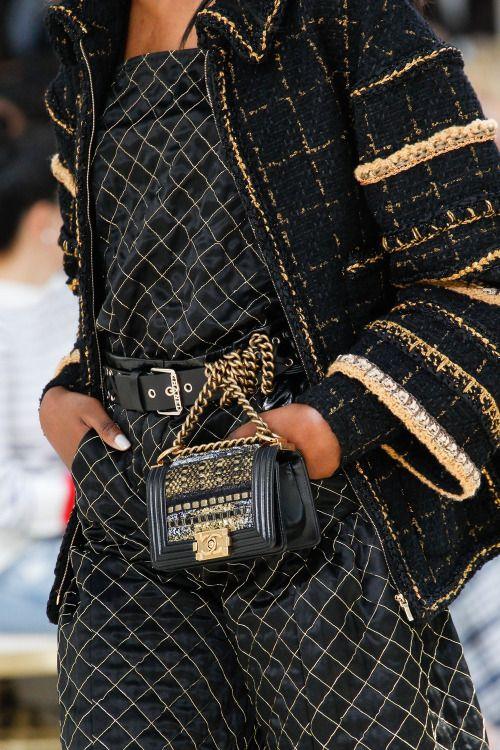 Chanel Paris Fashion Week Fall 2016 Mode Chanel Haute Couture