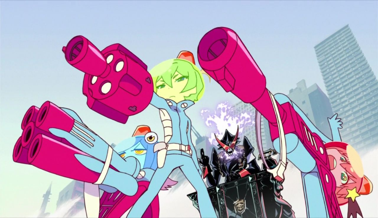 Image result for space patrol luluco episodes