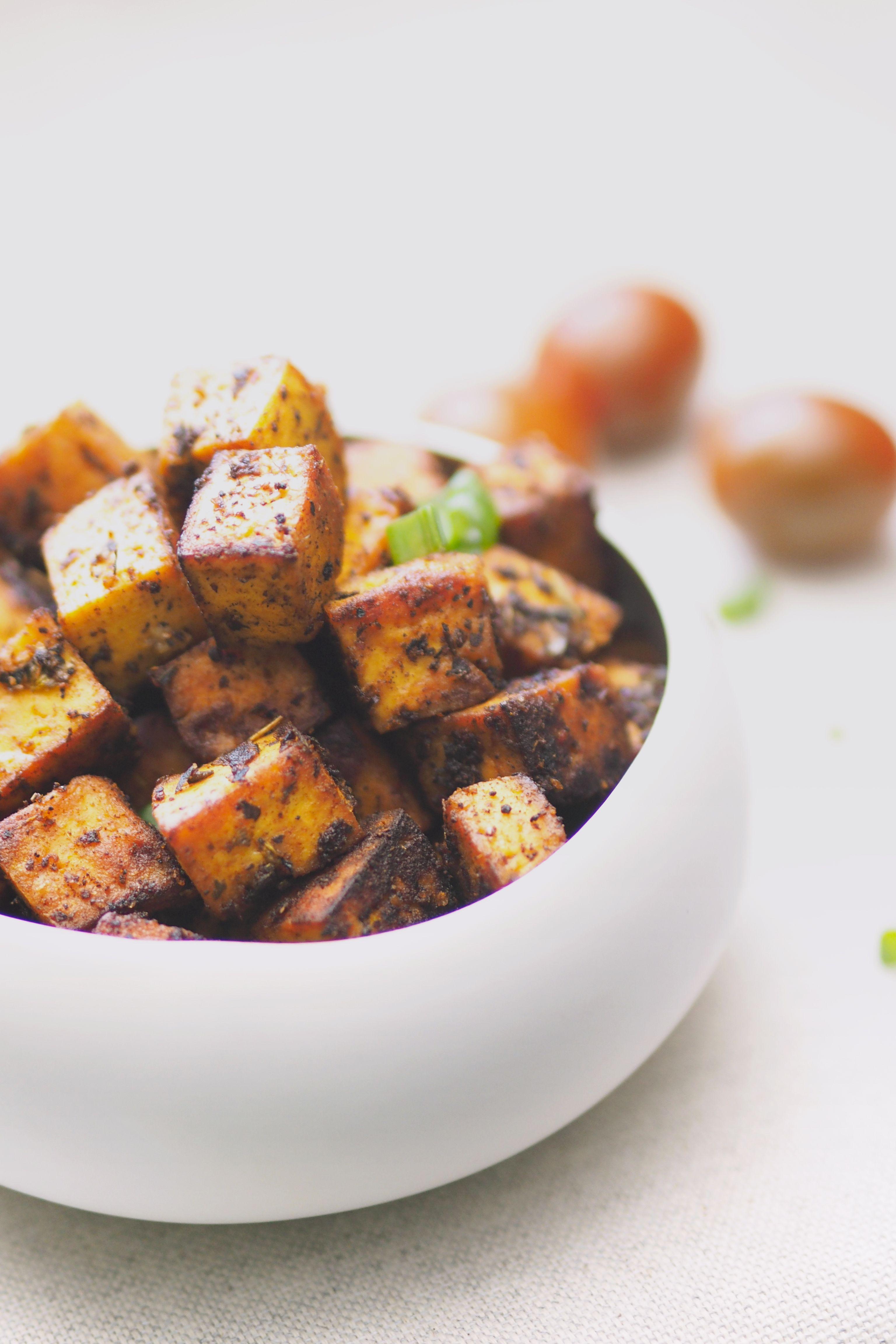 recetas con tofu a la plancha