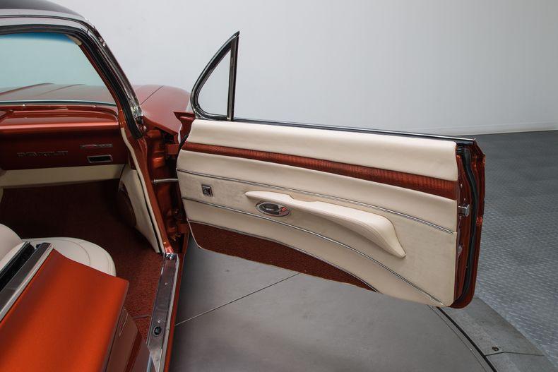 1961 Chevrolet Impala Orange Chevrolet Impala Custom Car Interior Automotive Upholstery