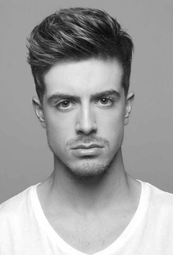 New Hairstyle 20 cool and trendy hairstyles for men with pictures Good New Hairstyles Httpnew Hairstylerugood
