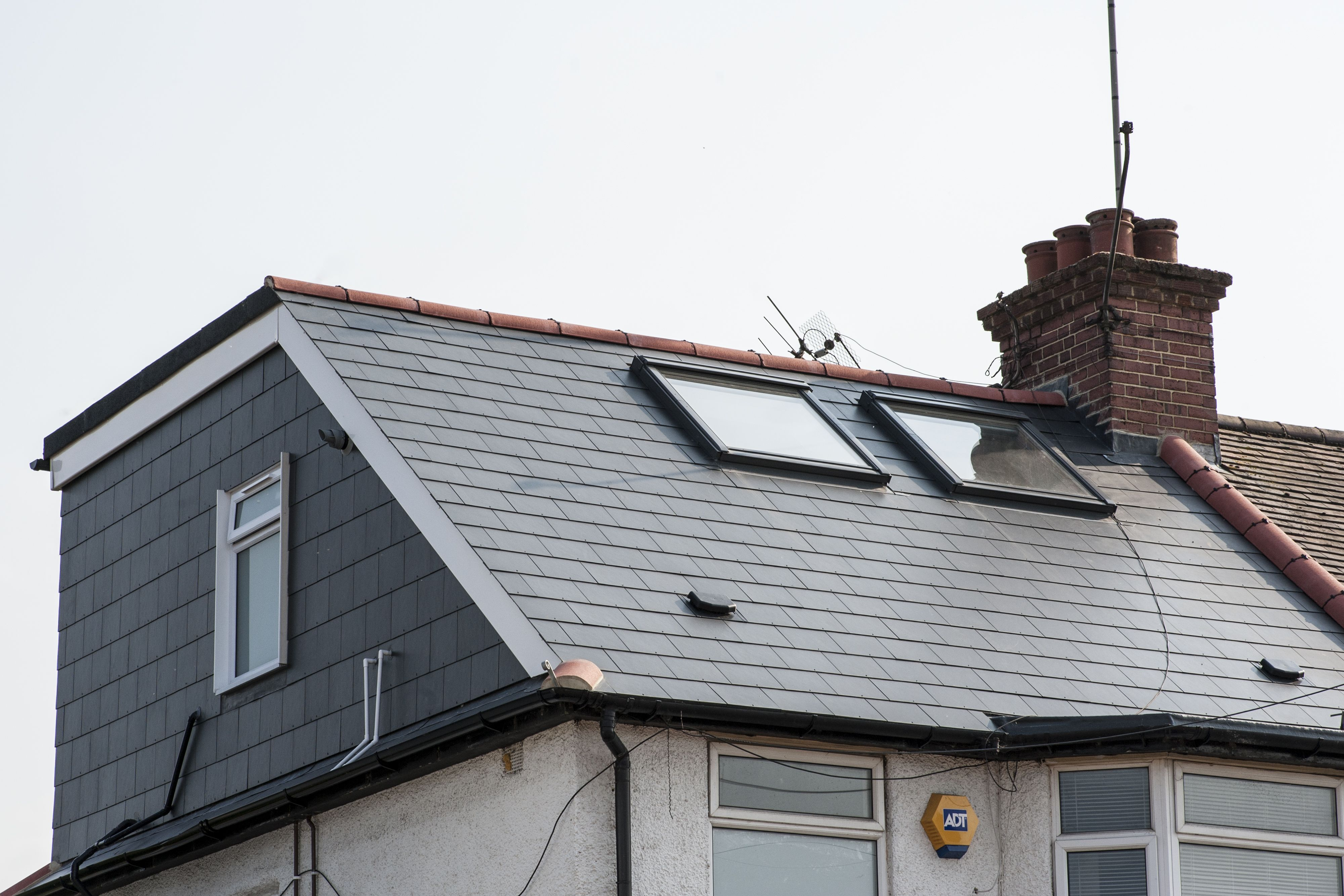 A Hip To Gable Rear Dormer Loft Conversion In North West London This Was A Fantastic Project Loft Conversion Loft Conversion Flat Roof Dormer Loft Conversion