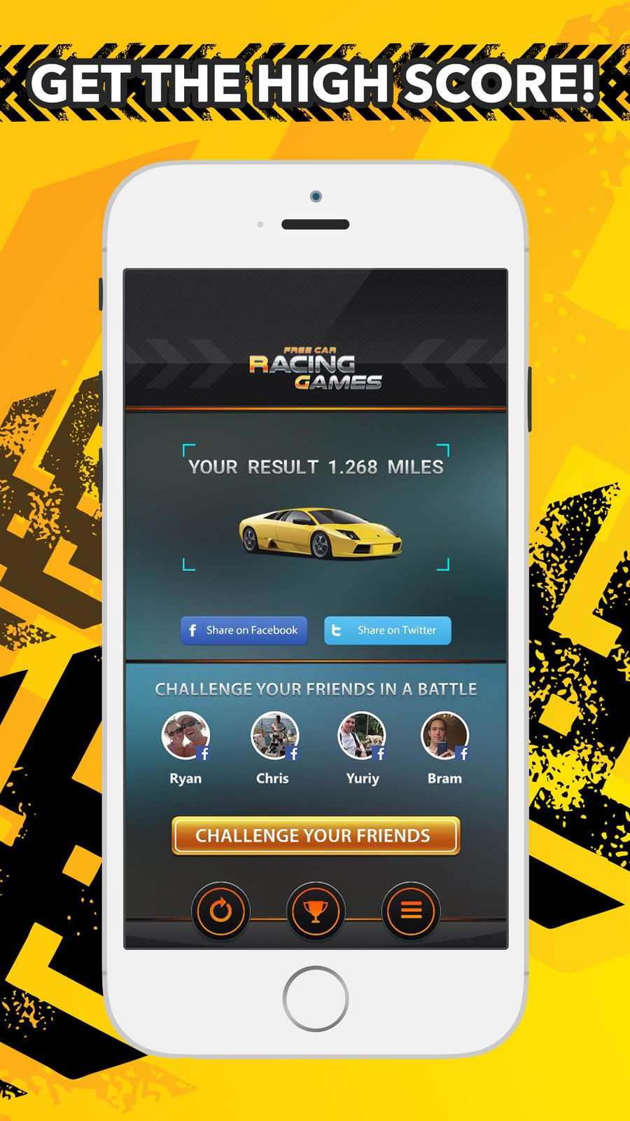 Free Car Racing Games MusicLLCappsios Racing games