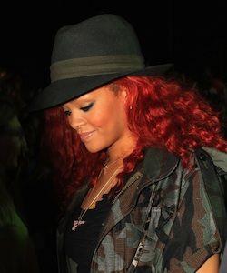 Winter Hats For Curly Hair Curly Hair Styles Hair Rihanna