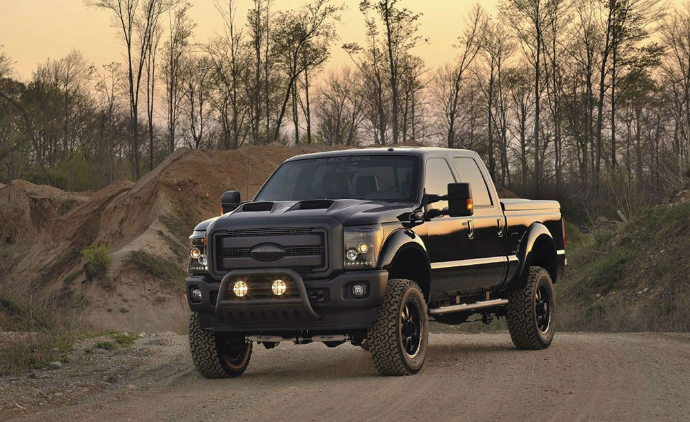 2014 Ford F250 Black Ops Edition Rides Pinterest Ford Ford