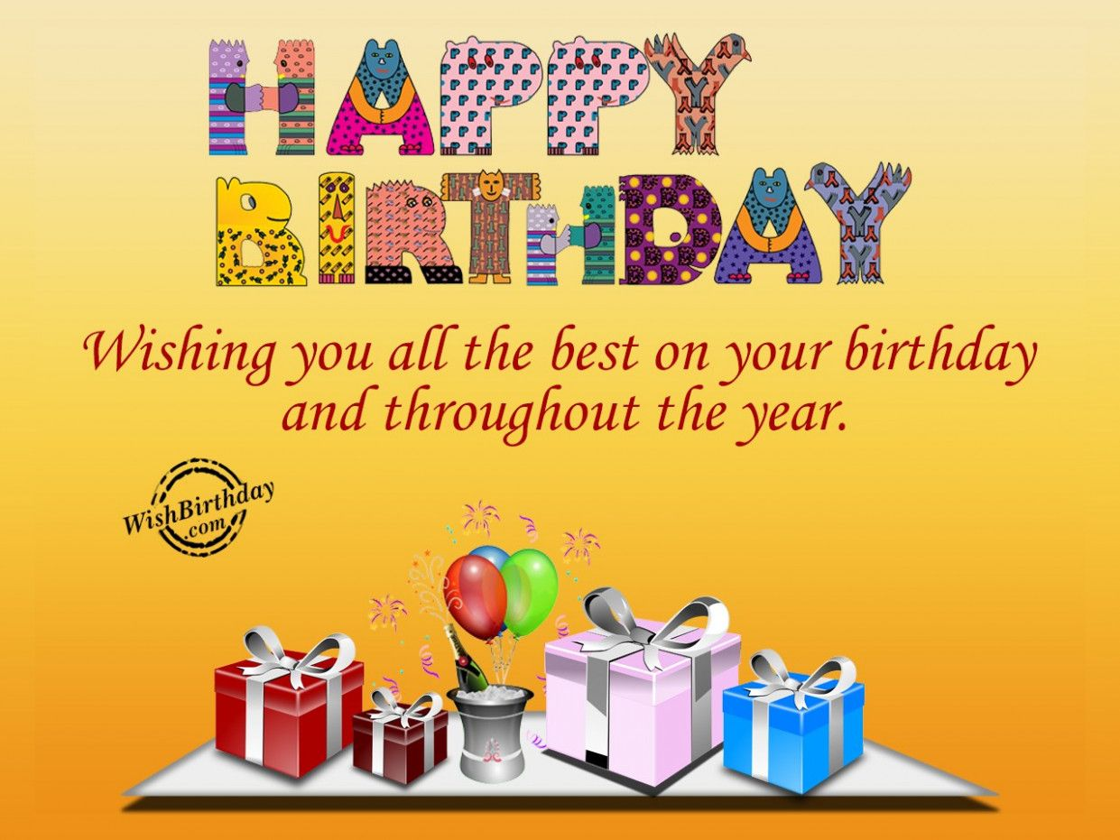 8 Top Image Happy Birthday Wish You All The Best In 2021 Happy Birthday Fun 20th Birthday Wishes Birthday Wishes