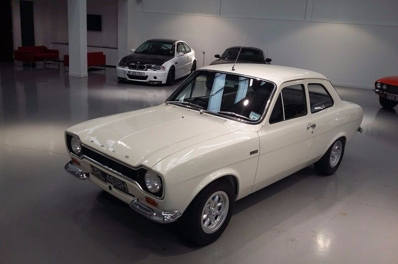 MK1 escort TWIN CAM RS1600 Messico Lotus Cortina FRENO Flexi PLAS