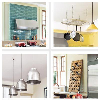 Best 26 Low Cost High Style Kitchen Upgrades Kitchen 400 x 300