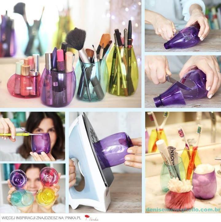 Pin 'DIY with plastic bottles' - Pinka - zbierz, zapisz, podziel się