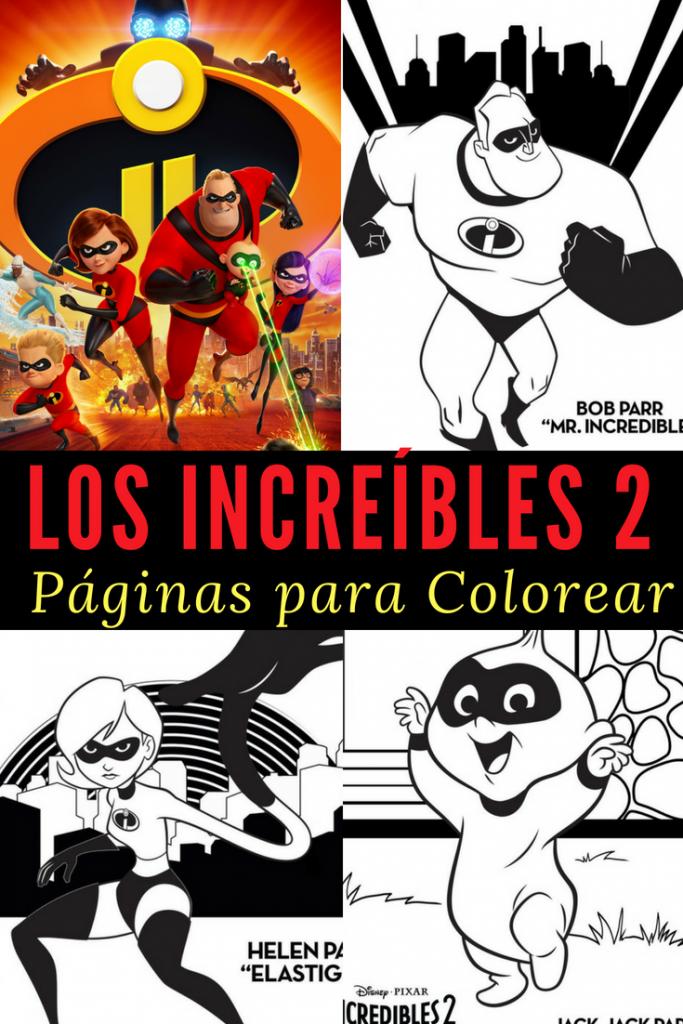 Páginas Para Colorear De Los Increíbles 2 Best Of Lola Lambchops