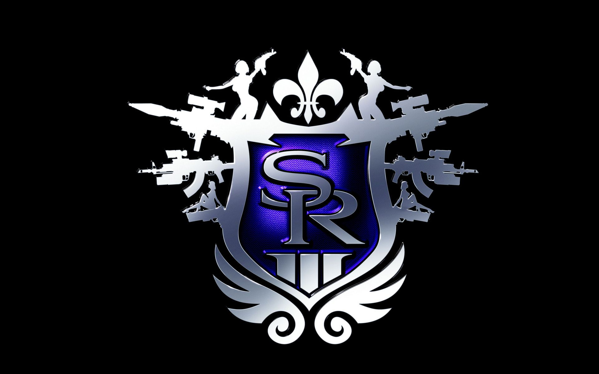 Saints Row 4 Logo