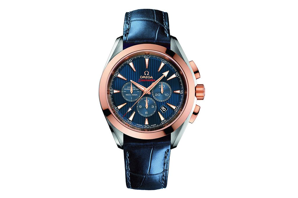 Omega Seamaster for 2012 London Olympic Games