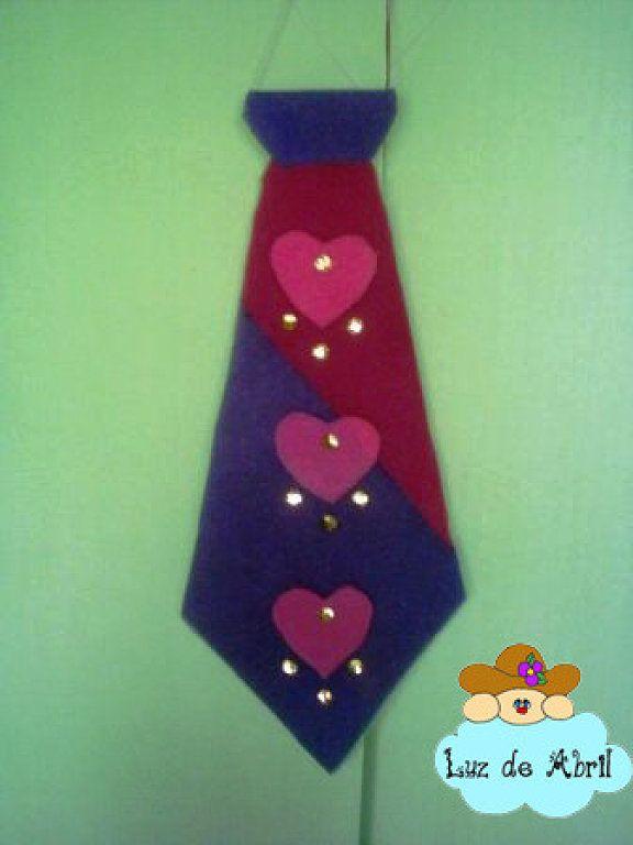 1ed59c8a9 Moldes de como hacer una corbata de goma espuma - Imagui | alba ...