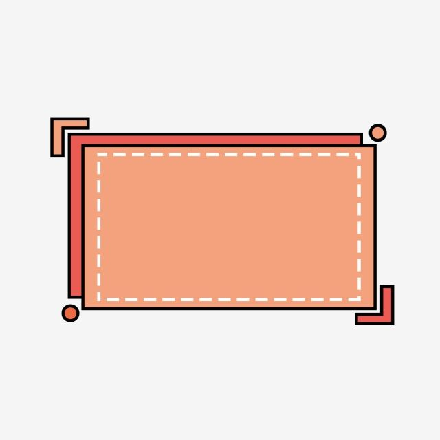 Memphis Minimalist Line Cartoon Cute Border Box Dialog Memphis Border Frame Cartoon Border Png Transparent Clipart Image And Psd File For Free Download Powerpoint Background Design Paper Background Texture Floral Logo