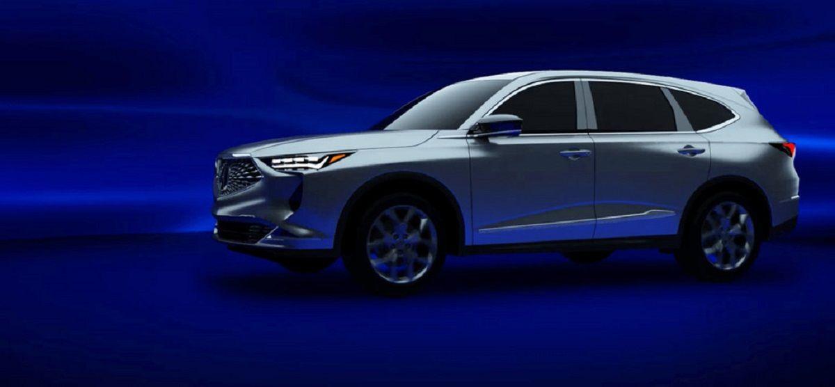 The Next Generation 2022 Acura Mdx Spied Testing In 2020 Suv Models Best Suv Honda Suv Models