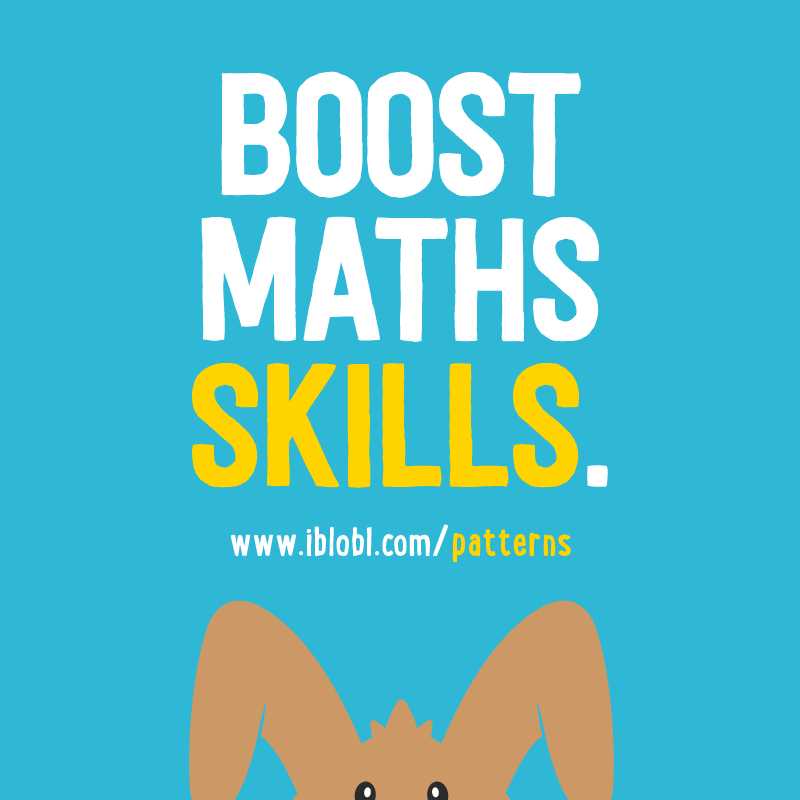 Boost your #maths #skills with #Patterns with #Ibbleobble http://www ...