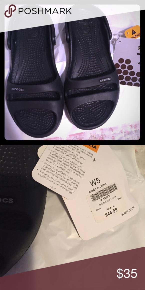 3377c9d10e33 Crocs sandals Very confortable and stylish than most pair of crocs CROCS  Shoes Sandals