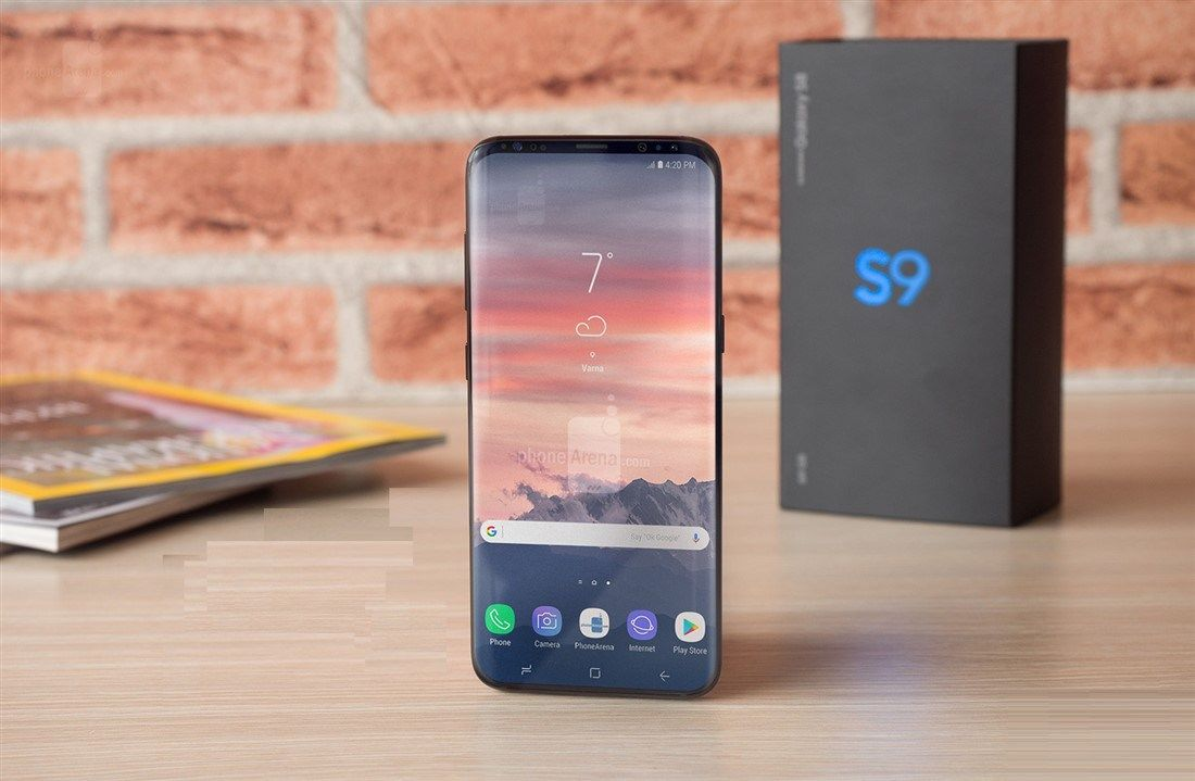 You Can Now Download The Main Background For Samsung Galaxy S9 Technology News World Samsung Galaxy Samsung Samsung Galaxy S9