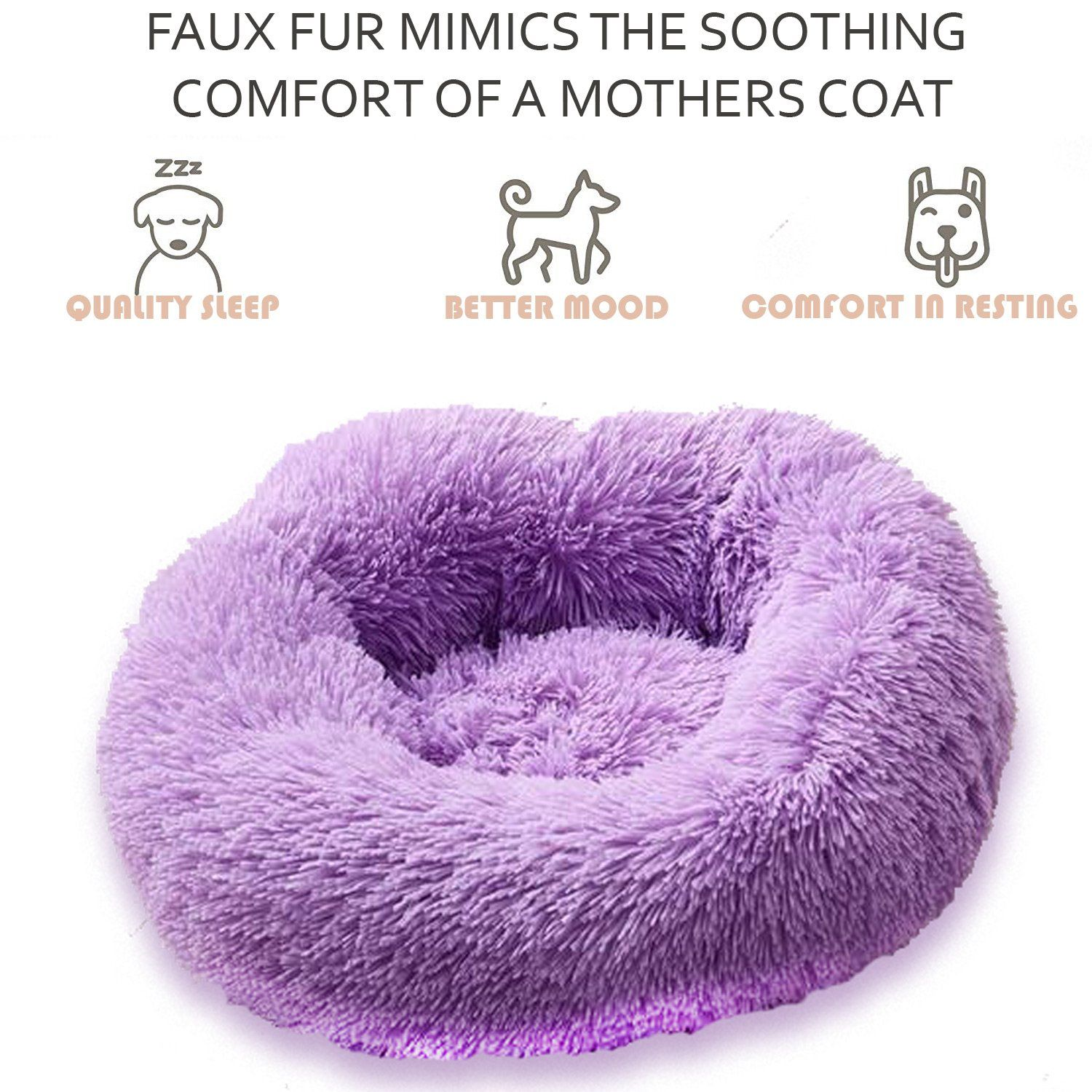 TINY PAWS Super Comfy Pet Bed 50 OFF NEW YEAR DEAL
