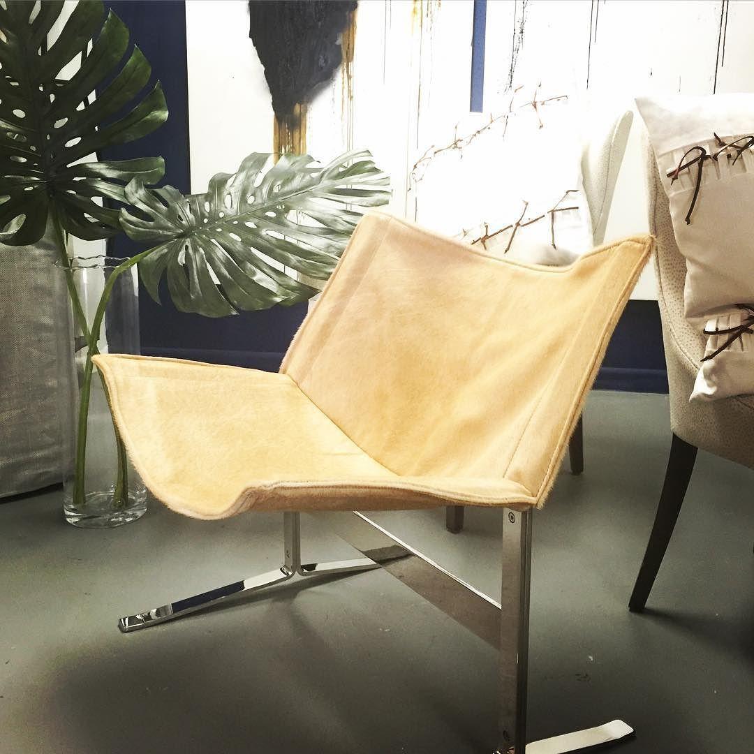 Sexy new chair leeindustries leeindustries cowhide swing chair
