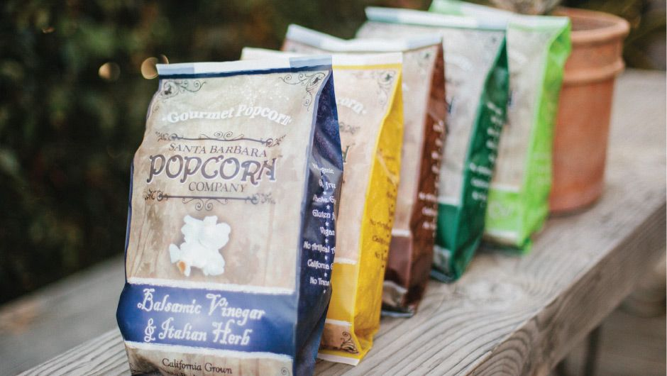 We are happy to carry this line that takes pride in making the most delicious, healthiest, and highest quality popcorn you'll find out there. They specialize in delectable savory recipes, using only the finest ingredients. Organic popcorn kernels are California grown on a sustainable family-owned farm.This unique line of Gourmet Popcorn is hand made in small batches and we think you'll love it.