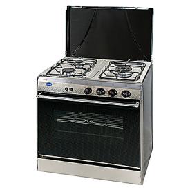 Canon C27 Cooking Range 3 Burner TOP METAL SINGLE